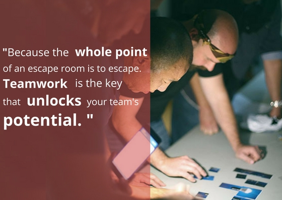Team Building Activities-Escape Rooms