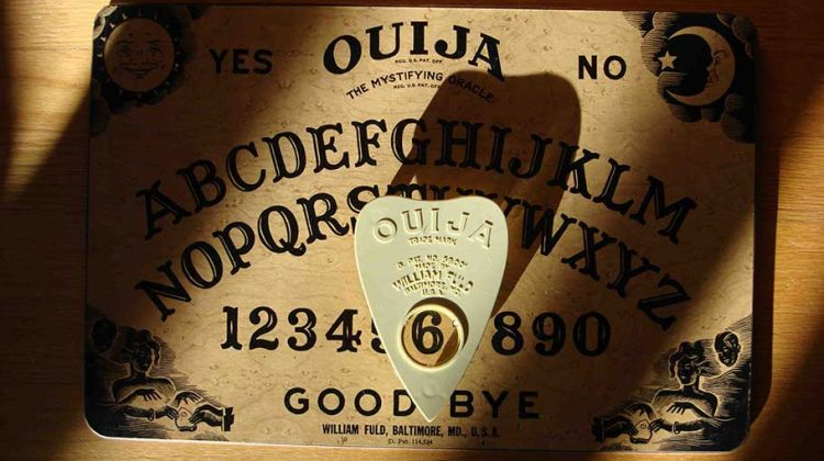 scary ouija booard stories