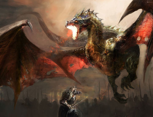 Beyond Fantasy: How Dragons Shaped The Horror Genre